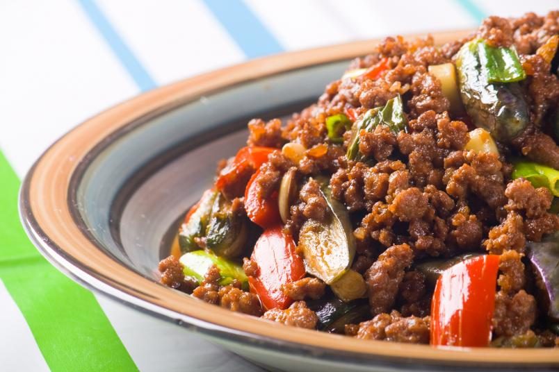Basic Savoury Mince Healthy Kids